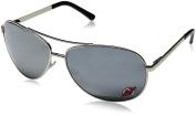 NHL New Jersey Devils Aviator Sunglasses