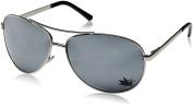 NHL San Jose Sharks Aviator Sunglasses