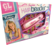 GL Style Girls Fashion Hair Beader & Beads Kit