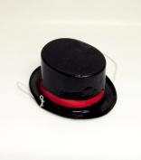 Casino Plastic Mini Hats 10.9cm X 9.5cm -