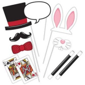 Magic Party Photo Booth Prop Kit