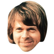 Bjorn Ulvaeus Celebrity Mask, Card Face And Fancy Dress Mask