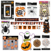Halloween Decorations - Balloons/banne