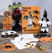 Halloween Childrens Fun Party Trick Or Treat Activity Kit