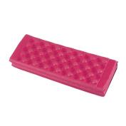 WINOMO Camping Seat Cushion Mat Pad Kneeler Foam Kneeling Pad Foldable Waterproof Red