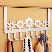 Stainless Steel Living Room Bedroom Hanger Towel Rack Hook