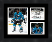 Frames By Mail Joel Ward #42 11 x 14 Framed Collage Photos San Jose Sharks