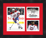 Frames By Mail PK Subban 11 x 14 Framed Collage Photos Montreal Canadiens