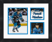 Frames By Mail Patrick Marleau 11 x 14 Framed Collage Photos San Jose Sharks