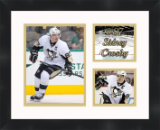Frames By Mail Sidney Crosby 11 x 14 Framed Collage Photos Pittsburgh Penguins