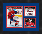 Frames By Mail Carey Price #31 11 x 14 Framed Collage Photos Montreal Canadiens