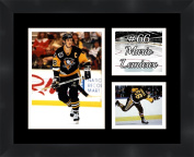 Frames By Mail Mario Lemieux #66 11 x 14 Framed Collage Photos Pittsburgh Penguins
