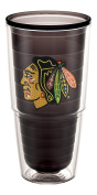 "Tervis 3041270cm NHL Chicago Blackhawks"" Tumbler, Emblem, 710ml, Quartz"