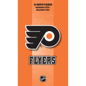 Turner Perfect Timing 2015 Philadelphia Flyers 16-Month Planner