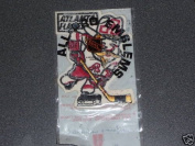 1972 1ST YEAR ATLANTA FLAMES HOCKEY PATCH UNOPENED PACKAGE
