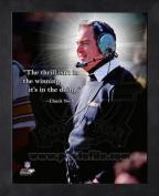 New York Rangers Mark Messier 11x14 Framed Pro Quote Photo