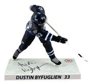 Dustin Byfuglien Import Dragons Wynnipeg Jets L.E. Figure