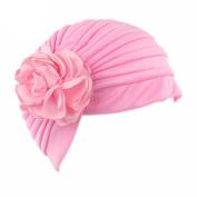 Women Hat, JPOQW Flower Indian Stretch Turban Hat Chemo Cap