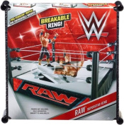 RAW - WWE Official Superstar Wrestling Ring For All Mattel Action Figures