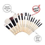 ABBAMART Best Essential Brush 15pcs SET / makeup brush / makeupbrush set