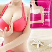 Hunputa Anti-Wrinkle Decollete Pad Mask to eliminate and prevent chest wrinkles