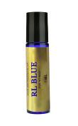 Perfume Studio IMPRESSION Oil with Similar Fragrance Accords toRL_Blue, 7ml Blue Glass, White Cap, 100% Pure-No Alcohol