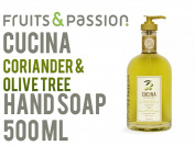 Cucina Fruits & Passion Hand Soap with Oliver 500 ml -