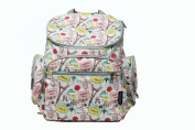Ihoney Nappy Bag Multi-Function Waterproof Travel Backpack Nappy Bags for Baby Care, Large Capacity, . and Durable