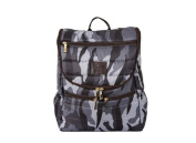 Moms Carry Premium Nappy Bag Backpack . and Confortable Design Travel Bag for Women & Men, Army