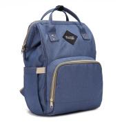 Dingji Mummy Travel Backpack Desiger Nappy Bag Large Capacity Baby Nursing Bag