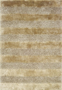 Oriental Weavers 27204 Champagne Fusion Area Rug, 2.4m by 3.4m