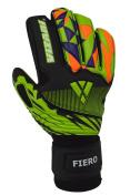 Vizari Fiero F.P. Gloves, Size 5, Black/Green