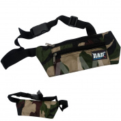 RAD Unisex Running Jogging Bag Travel Hiking Sports Fanny With Waist Belt
