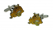 Drunken Bulldog Cufflinks