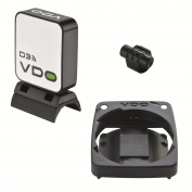 VDO M-series Second Bike Kit for Wireless M5 and M6 - Black