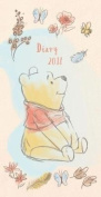 Winnie The Pooh Official 2018 Diary - Week to View Slim Pocket Format
