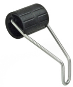 Rixen & Kaul Light Holder Fork Bracket - Black