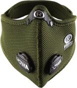 Respro® Ultralight Mask Green - L