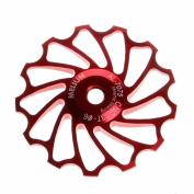 Rear Bike Derailleurs,HARRYSTORE 13T MTB Aluminium Jockey Wheel Rear Derailleur Pulley 1pcs