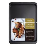 TOTOONE Perfect Results Premium Non-Stick Bakeware Mega Cookie Pan BM1024