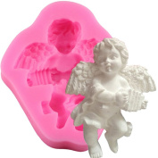 CH Angel 3D Silicone Fondant Cake Mould For Cake Decorating Baking Mould