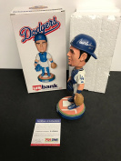 PAUL LO DUCA Signed Los Angeles Dodgers Autographed Limited Bobblehead PSA DNA