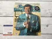 Signed Craig Sager Photograph - Sports Illustrated SI 8x10 COA a - PSA/DNA Certified - Autographed NBA Photos