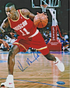 Autographed Vernon Maxwell (NBA) Photo - 8x10 2 - Tristar Productions Certified - Autographed NBA Photos