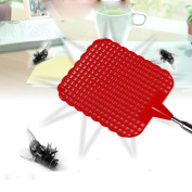 Creazy Plastic Telescopic Extendable Fly Swatter Prevent Pest Mosquito Tool