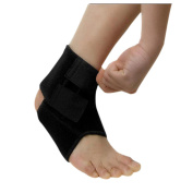 Ankle Brace Support, Inkach Sports Pain Relief Compression Ankle Support Brace Elastic Stabiliser Foot Wrap