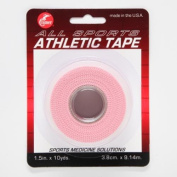 Cramer Retail Packaged Athletic Tape - Pink - 3 Rolls