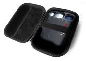 FitSand (TM) Zipper Travel Carry EVA Hard Case for PinSightz Digital Laser Rangefinder