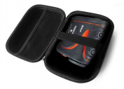 FitSand (TM) Travel EVA Carry Zipper Hard Case for Nikon Prostaff 7i Laser Range Finder