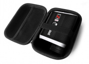 FitSand (TM) Carry Travel Zipper EVA Hard Case for Bushnell Tour Z6 Golf Laser Rangefinder